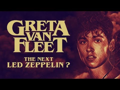 Does Greta Van Fleet Sound Too Much like Led Zeppelin?