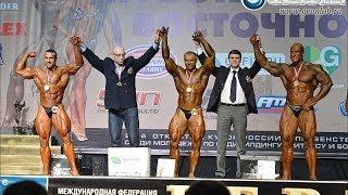 26ой Открытый Кубок России г.Краснодар 26-29 апреля 2013г - категория +100кг (HD)