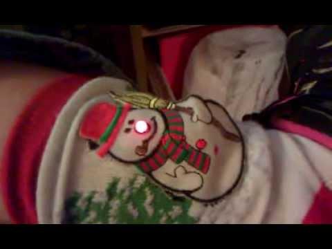 Christmas Socks That Play Music