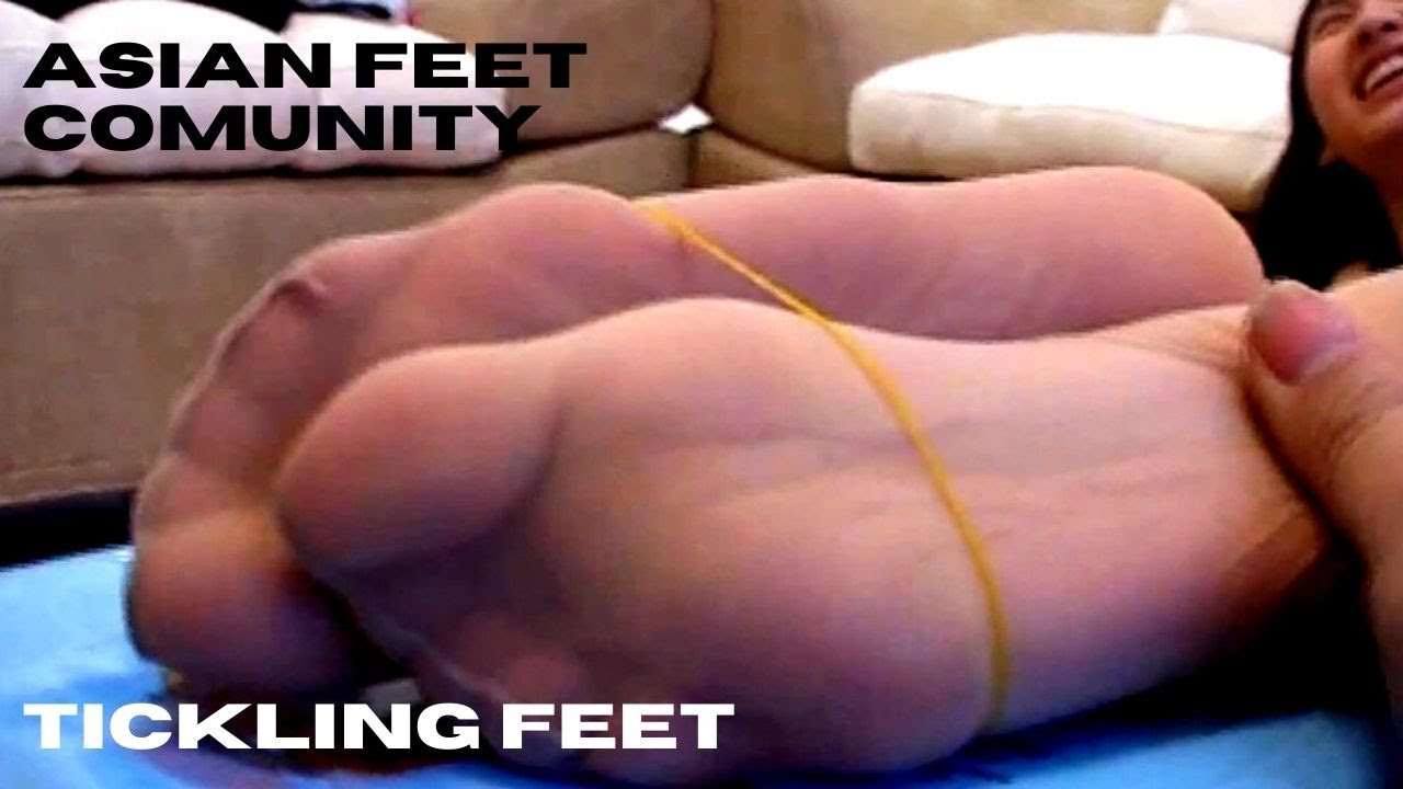 Sexy Bare Feet from ASIAN Part74 - YouTube