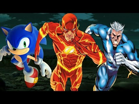 flash vs sonic - photo #41