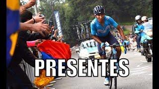 Nairo Quintana encabeza a los colombianos en el Dauphiné