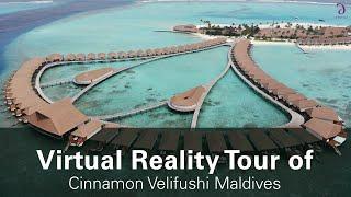 Cinnamon Velifushi Maldives VR Story