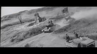 Песня Гоп и смык фрагмент кинофильма На войне как на войне (1968)