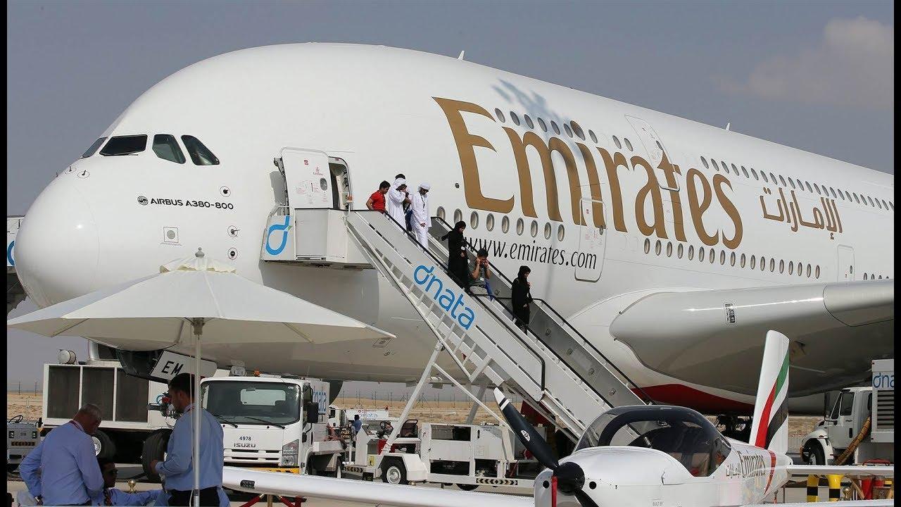 Bangalore To San Francisco Via Dubai Emirates Airlines - YouTube