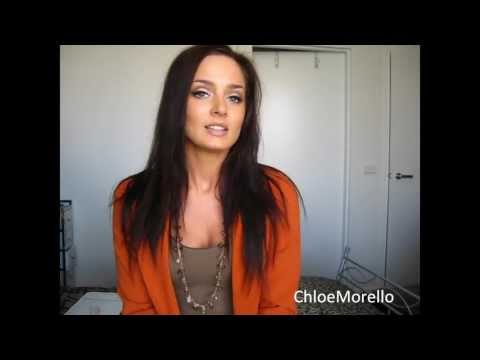 Minka Kelly Glowing Makeup tutorial with the Naked Palette