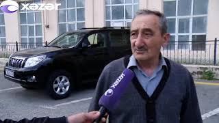Bakıda sərxoş sürücü 9 maşını əzib