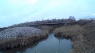 Охота на утку с МР 155 видео