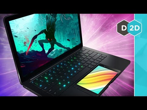 The Razer Phone Turns Into A Laptop... What?!