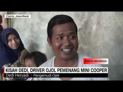 DRIVER OJOL PEMENANG MINI COOPER SEHARGA 12 RIBU, BEGINI CERITANYA Mp3