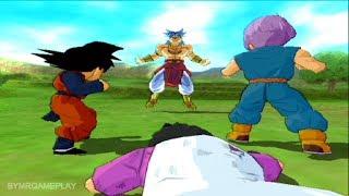 Dragon Ball Z: Budokai Tenkaichi 2 Latino El Regreso de Broly