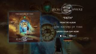 "Secret Sphere – ""Faith"" (Official Audio)"