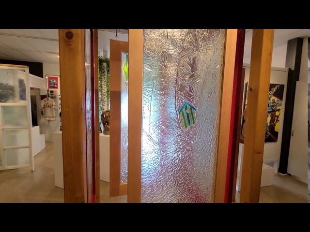 Anthony Jamieson Designs Show opening at Steffich Fine Art