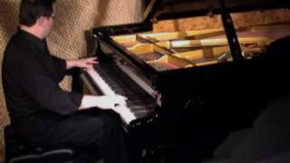 Great Balls of Fire - Jerry Lee Lewis - Fun Piano Arrangement