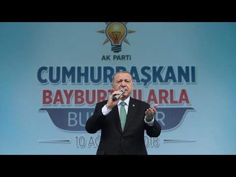 Erdogan remains defiant despite Turkish Lira's spiral