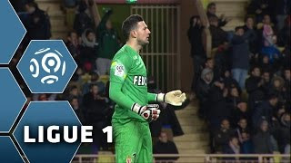 AS Monaco - Olympique Lyonnais (0-0)  - Résumé - (MON - OL) / 2014-15