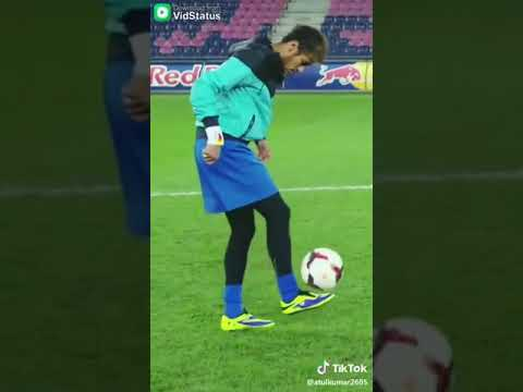 Neymar insane juggling