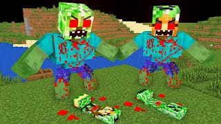Download Monster School: Poor Baby Creeper Life Sad story but happy ending - Minecraft Animation