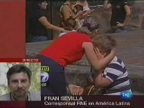 Terremoto En Costa Rica. Earthquake in Costa Rica. News Summary from Telenoticias and world news