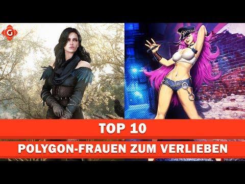 Polygon-Frauen zum verlieben | Top 10
