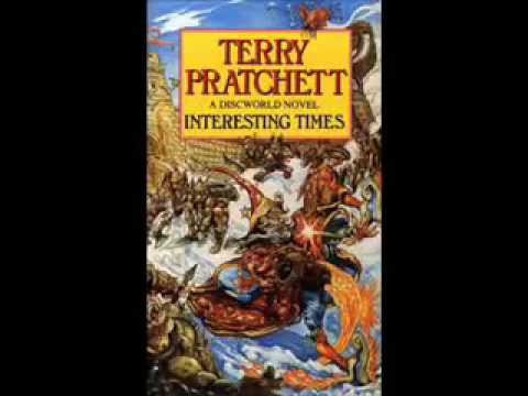 AUDIOBOOK Terry Pratchett   Interesting Times 1