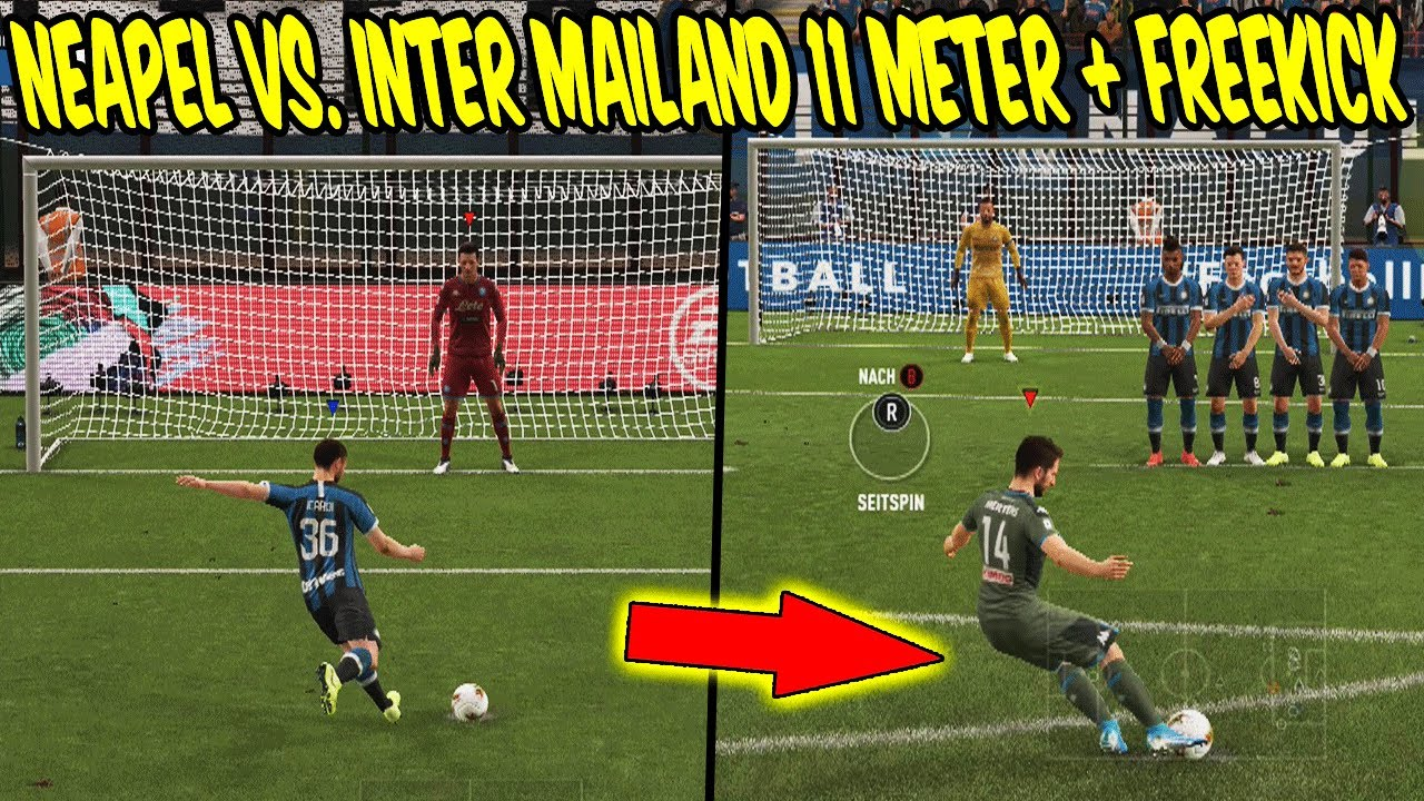 Neapel Inter Mailand