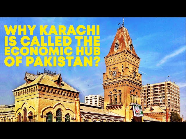 Karachi - The Highest Tax-Paying City Of Pakistan