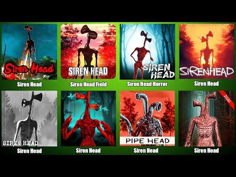 Siren Head,Siren Head Horror,Siren Head Field,Siren Head 2,Siren Head 3,Siren Head 4,Siren Head 5