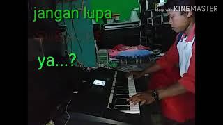 Lagu kosidah DO'A PENGANTIN. Belajar manual  (yamaha PSR-s 950)