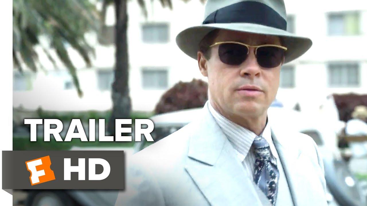 Download Allied Official Trailer - Teaser (2016) - Brad Pitt Movie