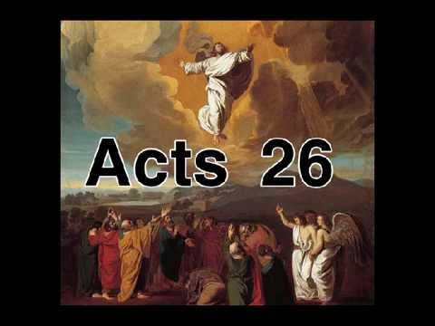 an analysis of the acts of the apostles in the holy bible
