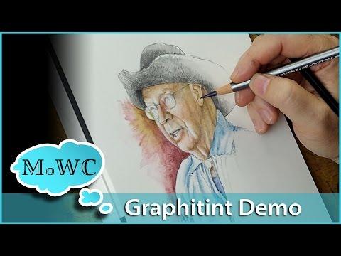derwent-graphitint-watercolor-pencil-review
