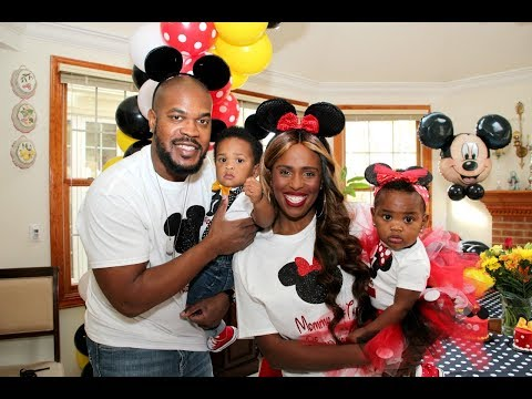 JAXSON AND JAYLA'S EPIC 1ST BIRTHDAY PARTY! 😍😍😍😍