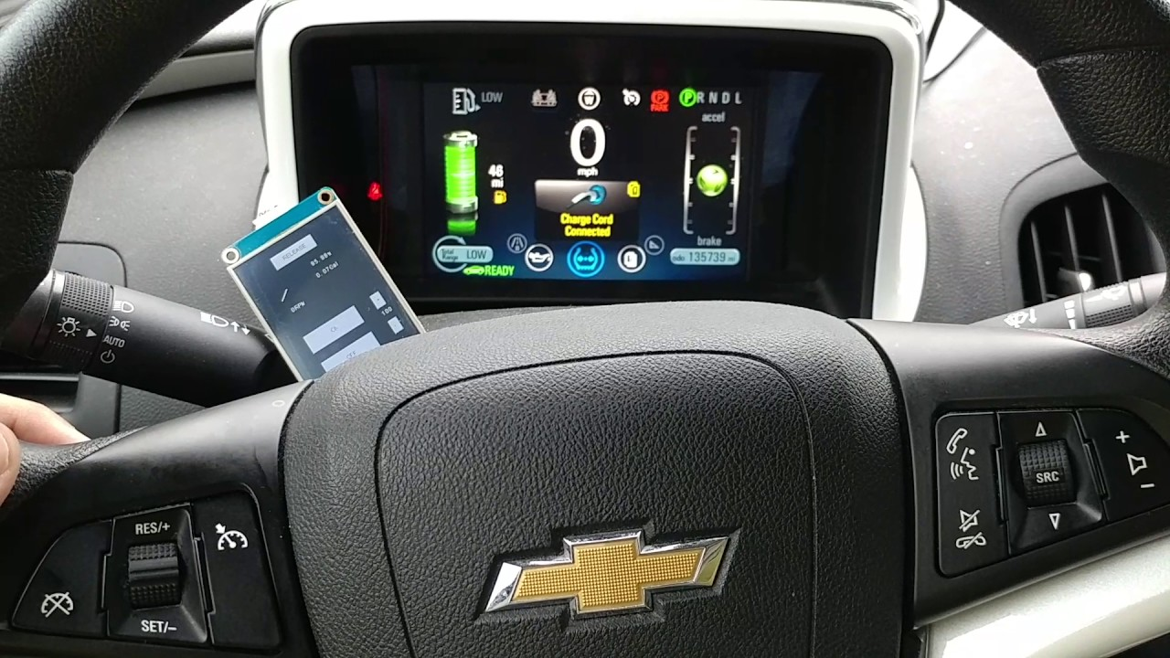Macchina M2 Read From Sw Can Send To Hscan Chevy Volt Hold Mode Mod