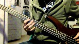 Ben Harper  In The Colors  (basse cover)