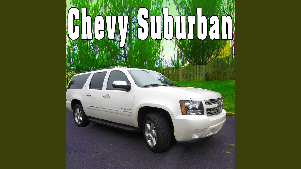 Chevy Suburban Starts Accelerates Normally To A Slow Sd Slows Stop