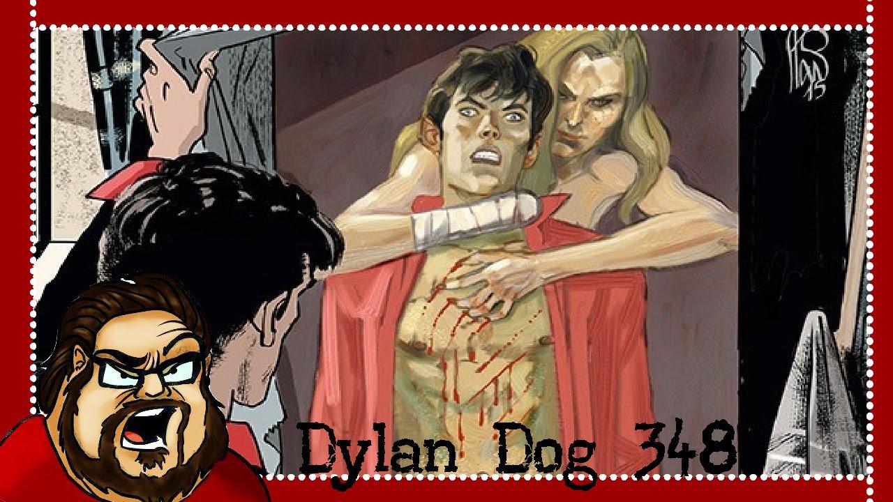 Dylan dog 348 bozzo youtube - Dylan dog attraverso lo specchio ...