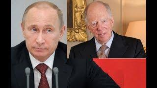 Путин и Ротшильды, часть 1