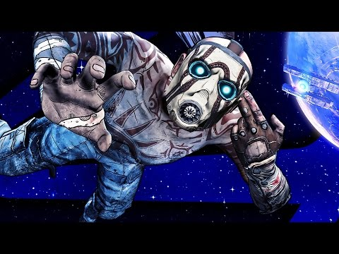 Borderlands the Pre-Sequel Gameplay - TGS 2014