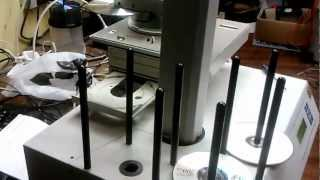 R-Quest 7200 Robotic Disc Duplicator