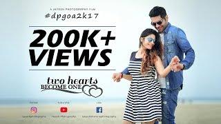 Goa Pre wedding - India | Enna Sona – OK Jaanu | Dheeraj & Palak
