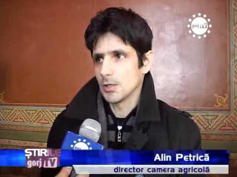 STIRILE GORJTV   CAMERA AGRICOLA ARE DIRECTOR