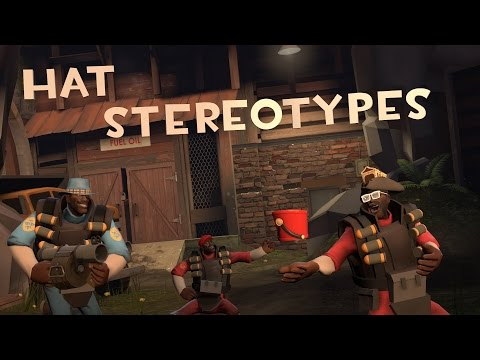 [TF2] Hat Stereotypes! Episode 5: The Demoman