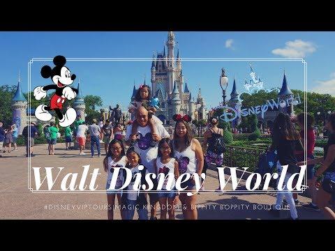 Walt Disney World Vlogs 2018 - Disney VIP Tours | Magic Kingdom & Bippity Boppity Boutique (#280e)