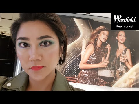 VLOGGING Trip To Westfield Newmarket Auckland - Second Stage Opening. Thu 21 Nov 2019