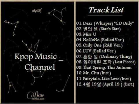 [FULL Album] 에이핑크 (Apink) – Dear [The Special Album]