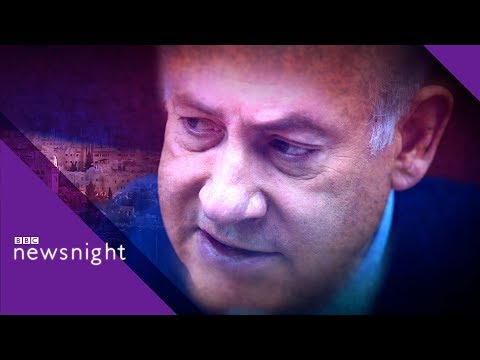 Full Interview: Israeli PM Benjamin Netanyahu on Iran nuclear deal - BBC News