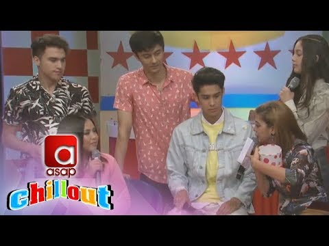 ASAP Chillout: MYX VJs play a game