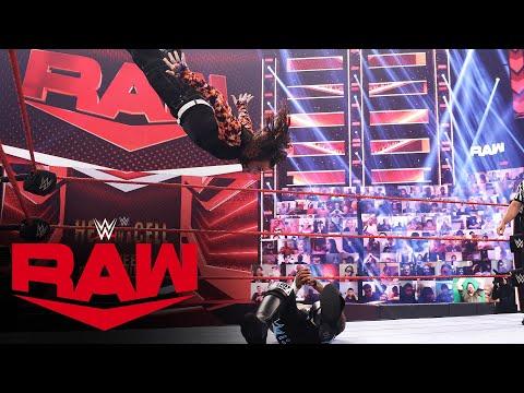 Jeff Hardy vs. Cedric Alexander: Raw, June 7, 2021
