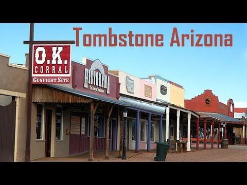 Fun at Tombstone, Arizona and the OK Corral